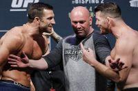 Видео боя Майкл Биспинг - Люк Рокхолд 2 UFC 199