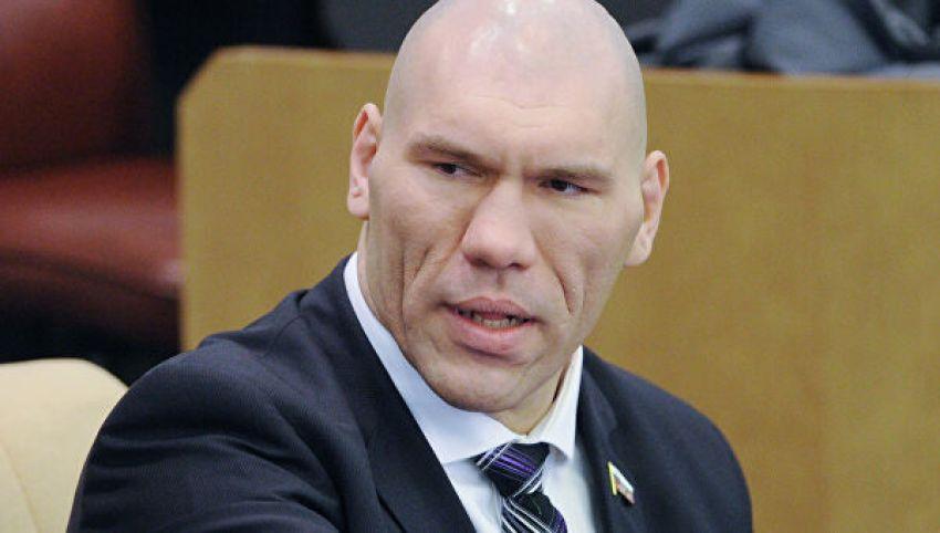 Николай Валуев не поддерживает решение российских боксеров бойкотировать Олимпийские игры