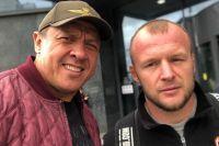 Михаил Кокляев поделился впечатлениями от встречи с Александром Шлеменко