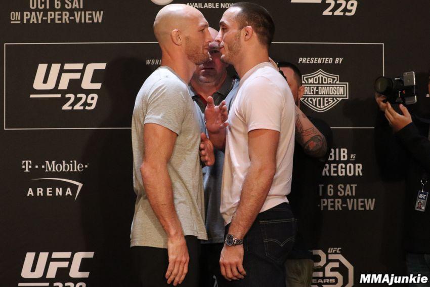 Видео боя Райан ЛеФлэйр - Тони Мартин UFC 229