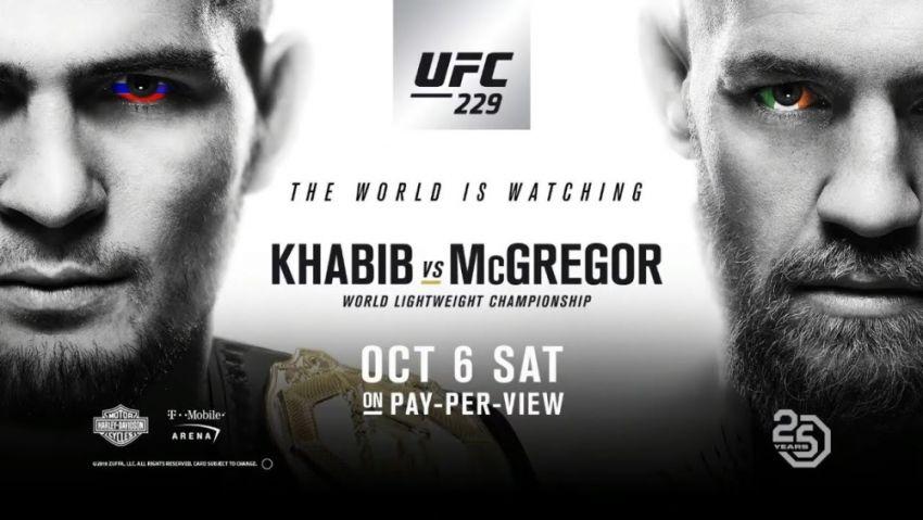 РП ММА №30:  UFC 229 Хабиб Нурмагомедов VS. Конор МакГрегор