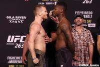 Видео боя Мэтт Фревола - Теренс МакКинни UFC 263