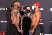 Видео боя Гейб Грин - Даниэль Родригес UFC on ESPN 9