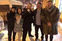 Вячеслав Дацик встретился с Олегом Тактаровым в Санкт-Петербурге