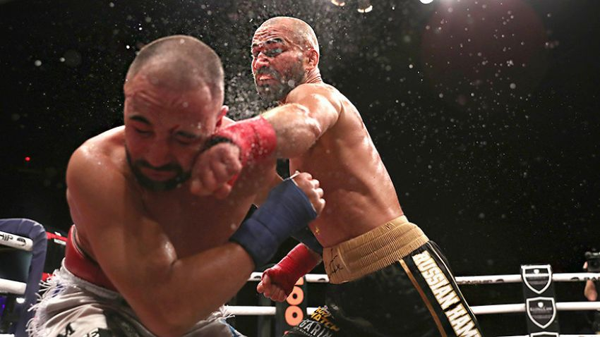 Артем Лобов хочет провести реванш с Полом Малиньяджи по правилам бокса