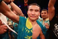 Канат Ислам успешно вернулся на ринг после полуторагодичного перерыва