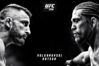РП ММА №41 (UFC 266): 26 сентября