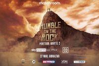 Официально: Матч-реванш Поветкина и Уайта пройдет 27 марта в Гибралтаре