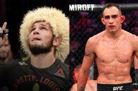 Тони Фергюсон отреагировал на решение Хабиба Нурмагомедова сняться с боя на UFC 249