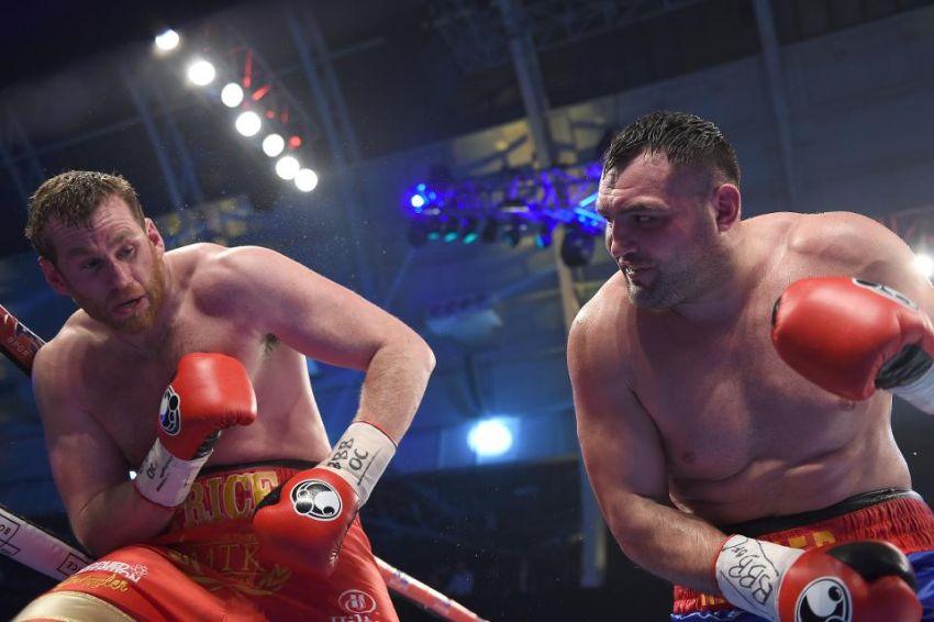 Менеджер Хаммера: Победитель боя Поветкин - Хаммер станет претендентом на титул чемпиона мира WBO