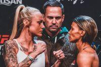 Видео боя Миранда Грейнджер - Аманда Лемос UFC Fight Night 165