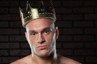 Джозеф Паркер считает Тайсона Фьюри королем супертяжелого веса