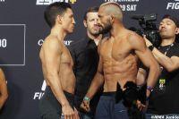 Видео боя Джозеф Бенавидез - Дейвисон Фигейреду UFC Fight Night 169