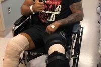 Тиаго Сантос успешно перенес операцию на коленях