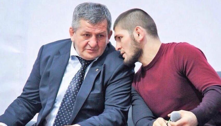 Абдулманап Нурмагомедов прокомментировал видео с избиением Мирзаева