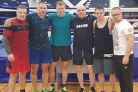 Александр Поветкин завершил первый этап по физической, силовой подготовки к бою с Джошуа