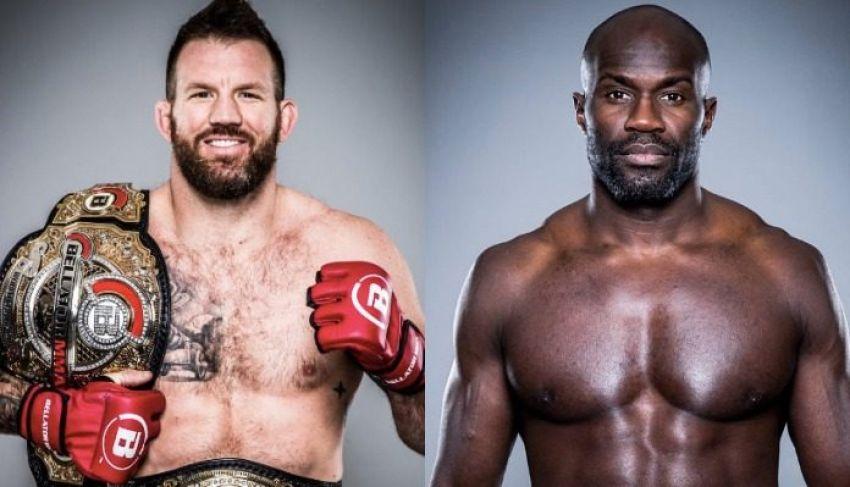 Чемпионский бой Райана Бейдера и Чейка Конго может состояться в начале осени