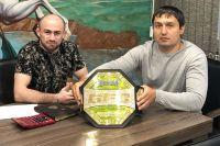 Али Багаутинов может перейти в промоушен Gorilla Fighting Championship