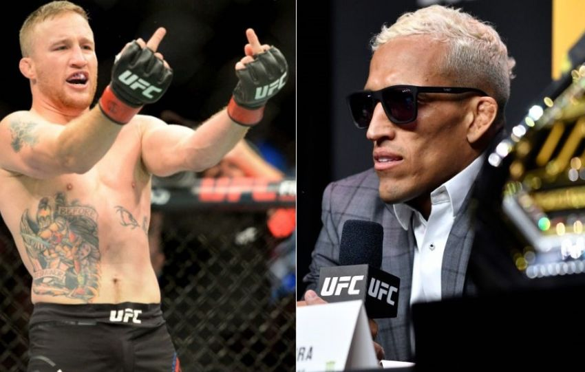 """UFC news: Dustin Porrier does not agree with Justin Gaethje, who accused the reigning 155-pound champion Charles Oliveira a """"quitter""""."""