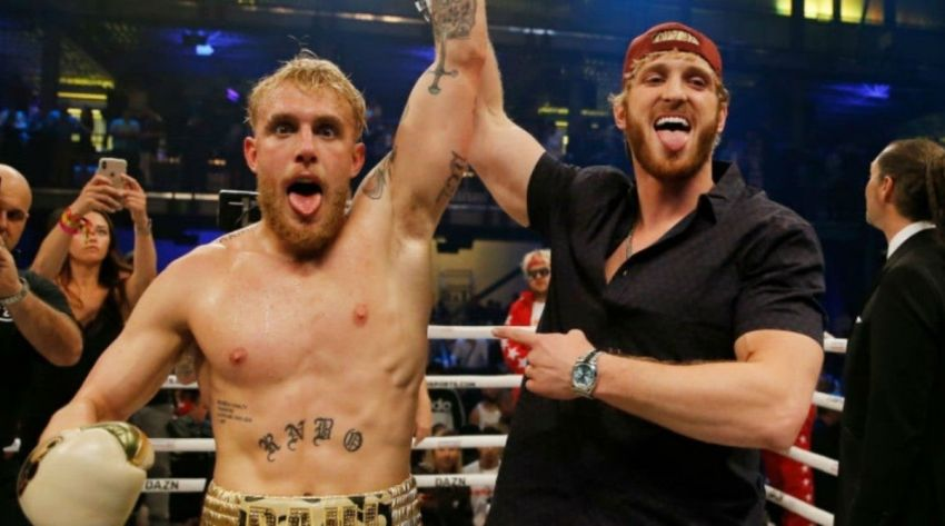 Conor McGregor spoke about his relationship with Logan and Jake Paul