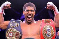 """Энтони Джошуа: """"Дай бог, я заполучу бой с Тайсоном Фьюри и его титул WBC"""""""