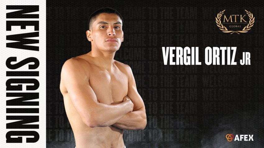 Оскар де ла Хойя уверен, что Верджилу Ортису не удастся подраться с боксерами из Premier Boxing Champions