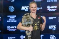Валентина Шевченко делится планами на 2019 год