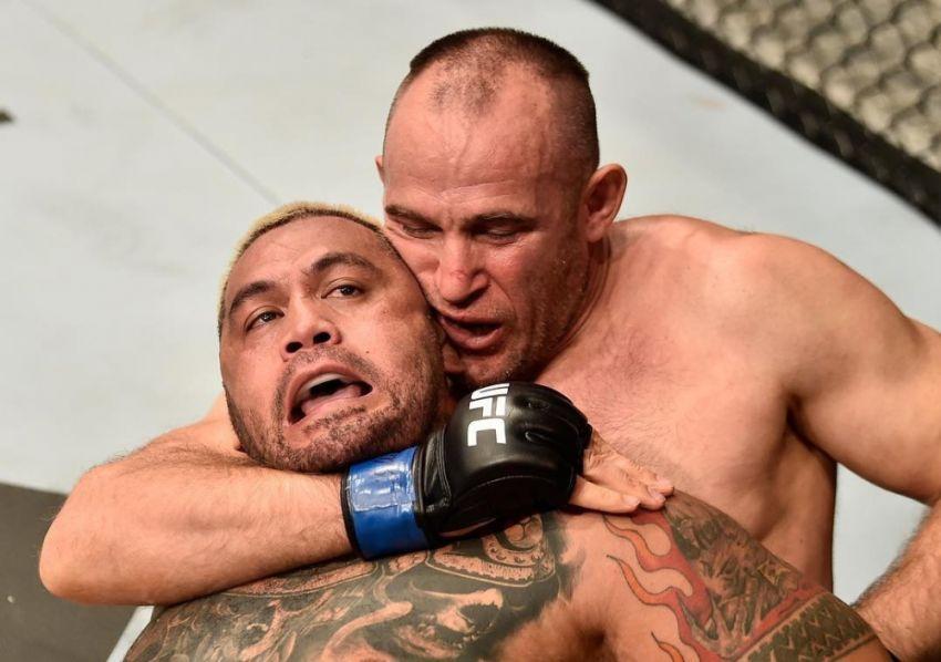 Разбор главных боев турнира UFC в Москве