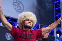 Хабиб Нурмагомедов стал самым высокооплачиваемым бойцом UFC