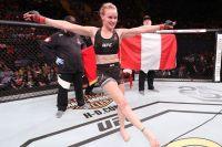 Валентина Шевченко брутально нокаутировала Джессику Ай на UFC 238