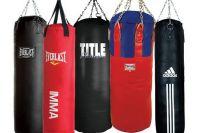 Чем набивают боксерские мешки - лучший наполнитель для мешка