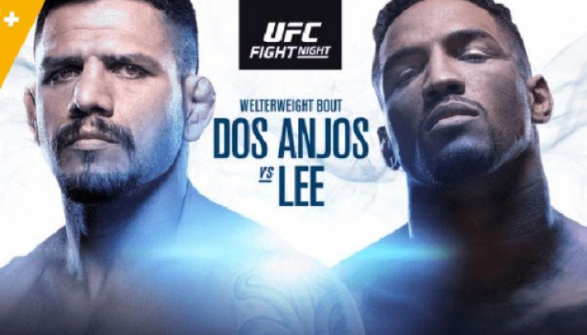 РП ММА №19 (UFC FIGHT NIGHT 152): 19 мая