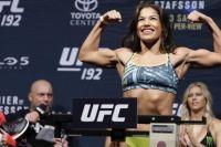 Джулианна Пенья рассчитывает на титульный бой с Амандой Нуньес