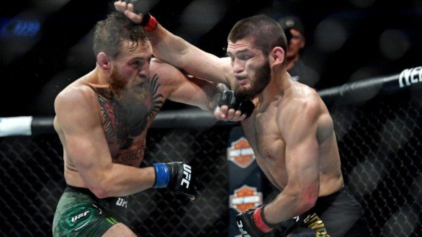 Тренер Нурмагомедова уверен, что руководство UFC предложит Хабибу реванш с МакГрегором сразу после боя с Фергюсоном