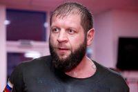 Александр Емельяненко объяснил, почему отказался от алкоголя