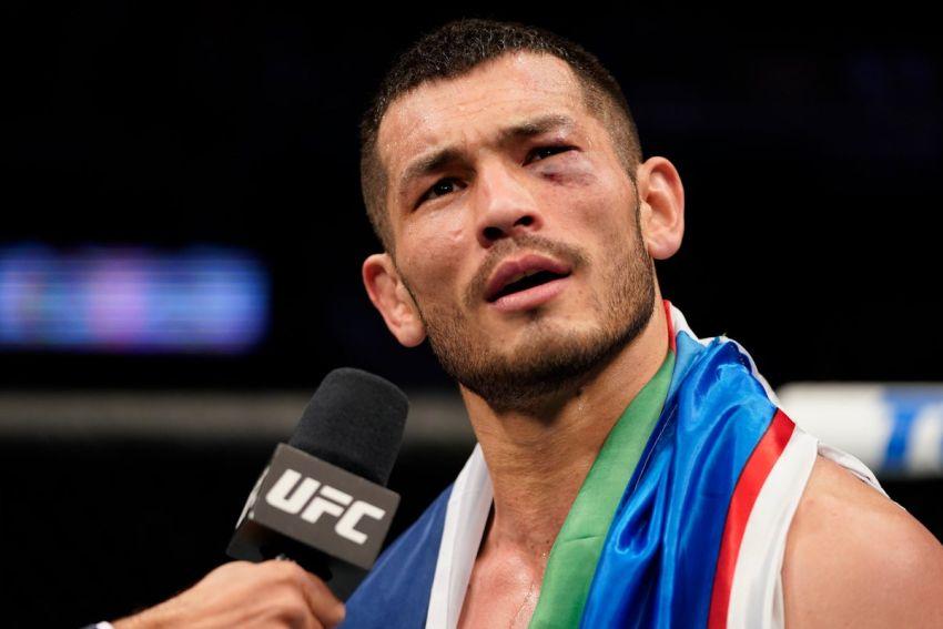 """Махмуд Мурадов отказался представлять Чехию в UFC: """"Эта страна не уважает меня"""""""