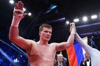 Александр Шлеменко подобрал Поветкину соперников на выставочный поединок