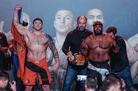 Евгений Гончаров прокомментировал спорное окончание поединка с Тони Джонсом