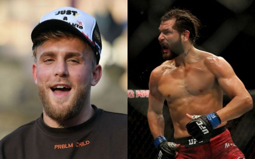 """MMA news: Jake Paul threw a bold challenge to Jorge Masvidal: """"Will your daddy let you go?"""""""