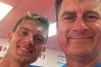 Стивен Томпсон рассказал,  как много для него значит его отец