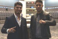 Майки Гарсия и Джесси Варгас оспорят пояс WBC 'Diamond'