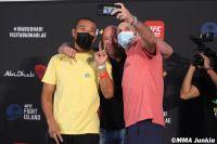 Видео боя Джун Ен Пак - Джон Филлипс UFC on ESPN+ 38