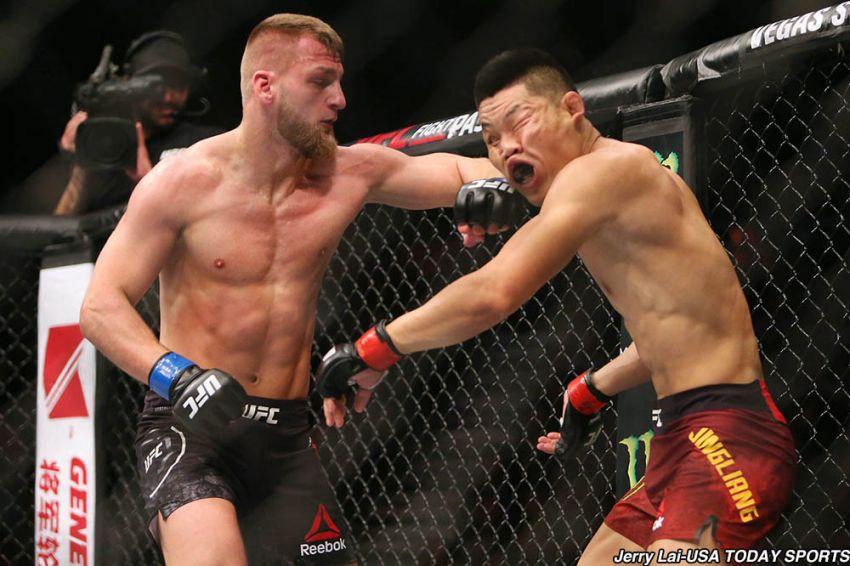 Соперник Абубакара Нурмагомедова на турнире UFC в Москве дерется с одной почкой