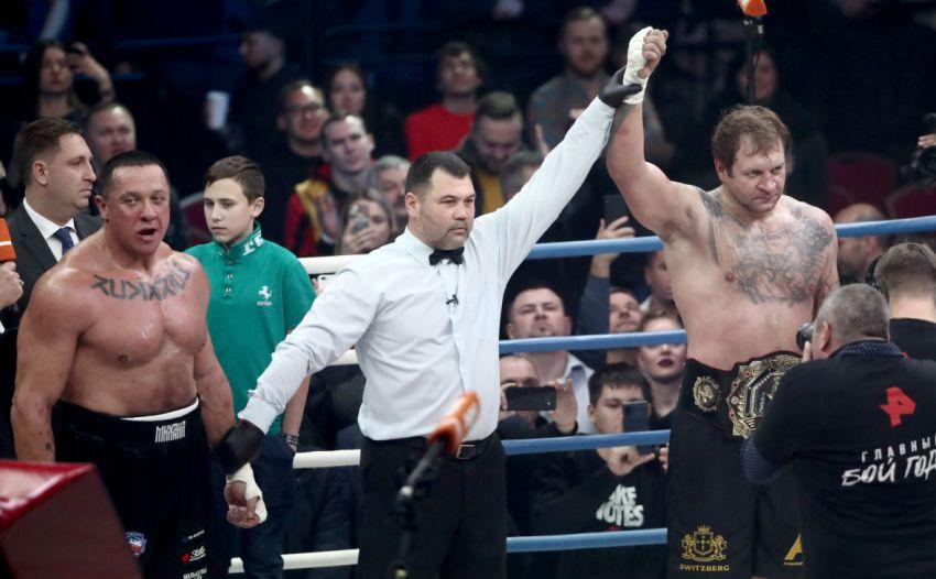Костя Цзю заявил, что вместо боя Кокляев - Емельяненко лучше бы сходил в цирк