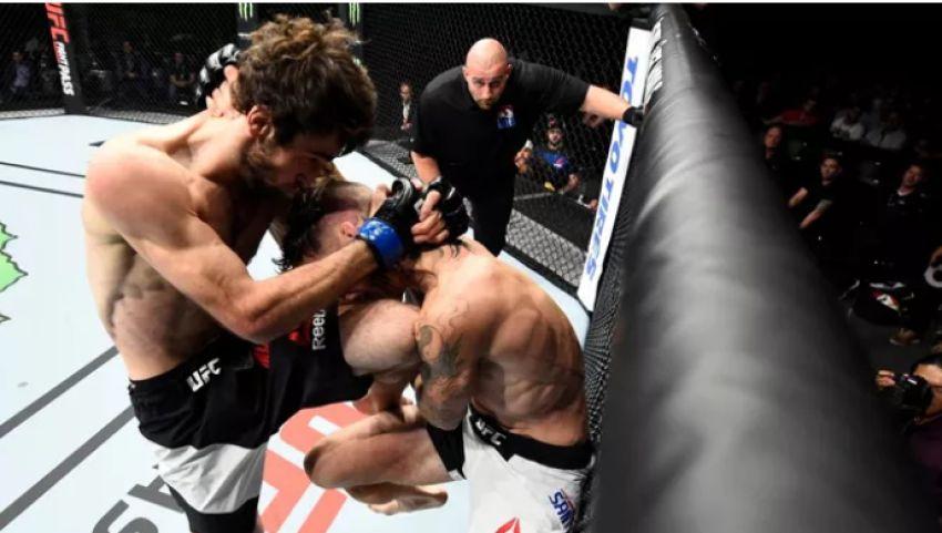 5 бойцов отказалось драться с Забитом Магомедшариповым на турнире UFC 223