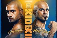 Официально: Кид Галахад встретится с Кико Мартинесом 13 ноября