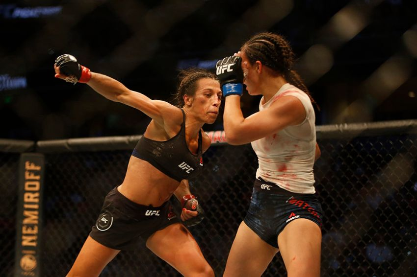 Медицинские отстранения участников турнира UFC Fight Night 161: Йоанна Енджейчик - Мишель Уотерсон