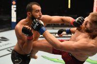 Слова Яна Блаховича после победы над Домиником Рейесом на UFC 253