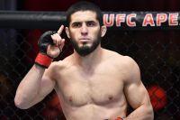 Ислам Махачев вошел в топ-5 легкого веса UFC