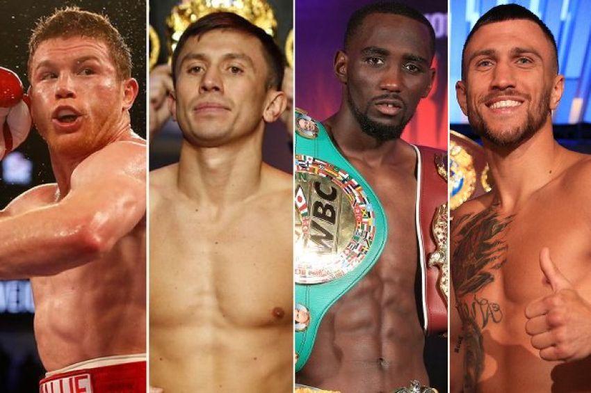 Boxing Scene опубликовал рейтинг лучших боксёров мира